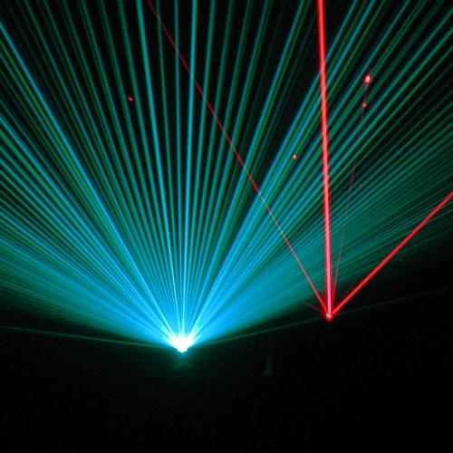 Laser scanner driver